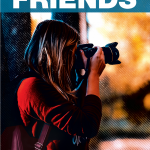 The cover image of the book, We Used To Be Friends.